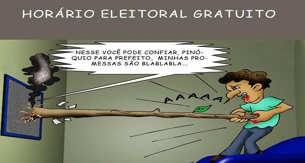 Colbetr: governo de muitas promessas e poucas realizações/por Carlos Lima