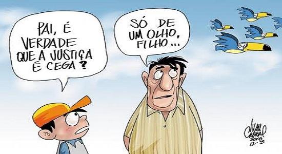 Justiça no Brasil é sinônimo de deboche/ Por Sérgio Jones*