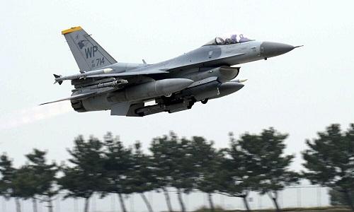 EUA realizam ataque aéreo contra Talibã no Afeganistão