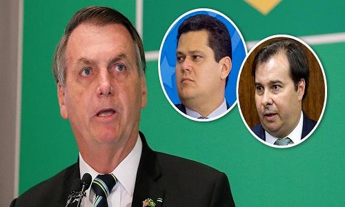 Bolsonaro faz chantagem contra Congresso para retirar apoio às manifestações