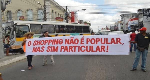 Shopping Popular: Uma negociata a ser denunciada/por Carlos Lima