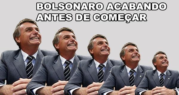 Rejeição a Bolsonaro é bem mais expressiva do que aversão ao PT