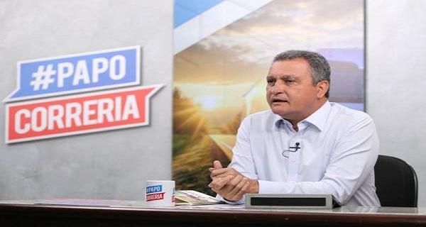 Rui Costa aos prefeitos baianos: 'É cada dia com a sua agonia'