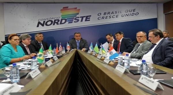 Consórcio Nordeste solicita ajuda da China