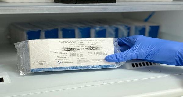 Estado registra nono caso do novo coronavírus