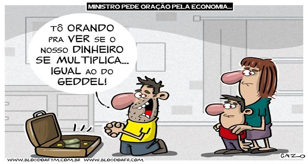 O Brasil assiste inerte sua economia desabar