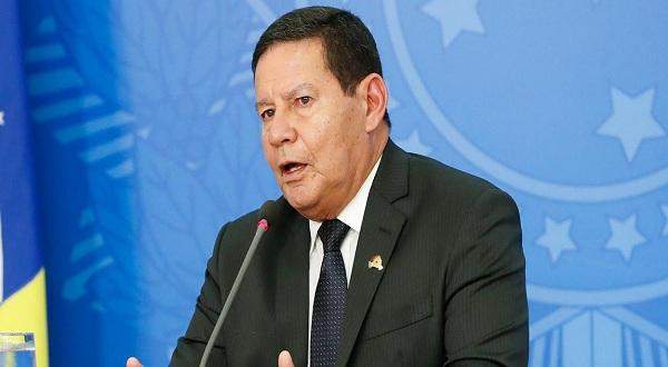 """Bolsonaro rebate crítica de Mourão, o """"presidente sou eu"""""""
