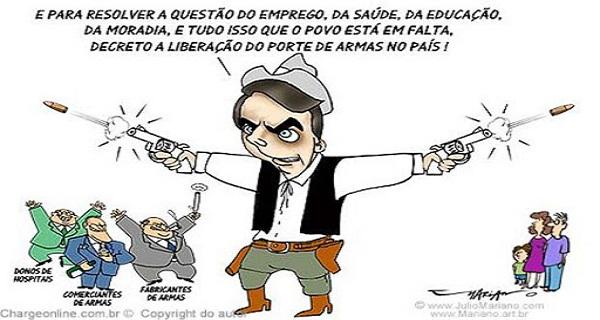 Governo Bolsonaro calcado em mentiras toma o Brasil de assalto/ Por Sérgio Jones*