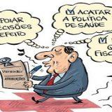 A VERGONHA DA SUBSERVIÊNCIA POLÍTICA/POR CARLOS LIMA
