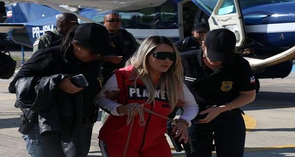 Justiça manda soltar Dona Maria, apontada como maior traficante do estado