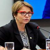 Ministra da agricultura ajudou a desmascarar Bolsonaro
