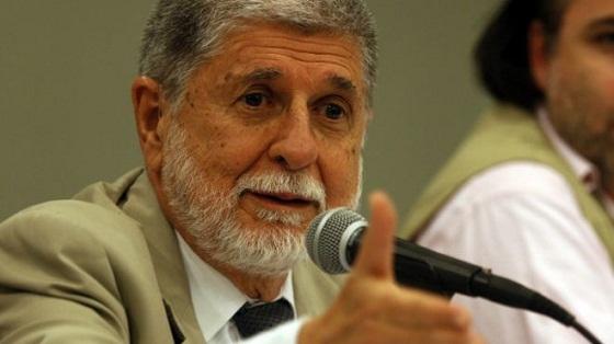 Chanceler Celso Amorim