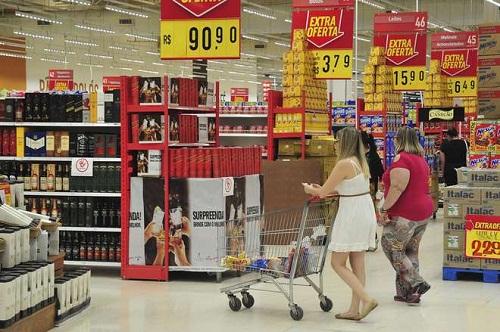 Expectativa de inflação alta