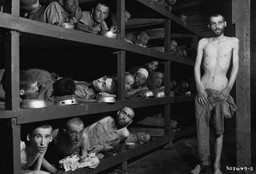 Judeus prisioneiros do nazismo