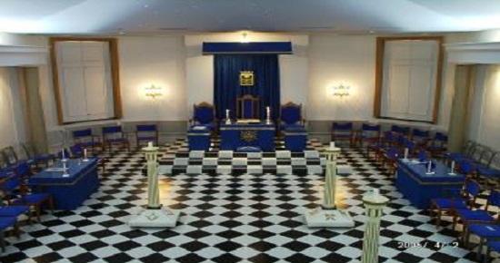 Templo - Oficina