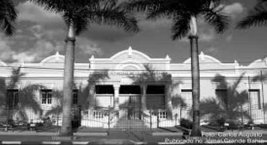 Câmara, antigo prédio da cadeia pública