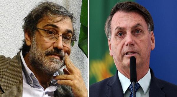 Mauro Iasi e Bolsonaro